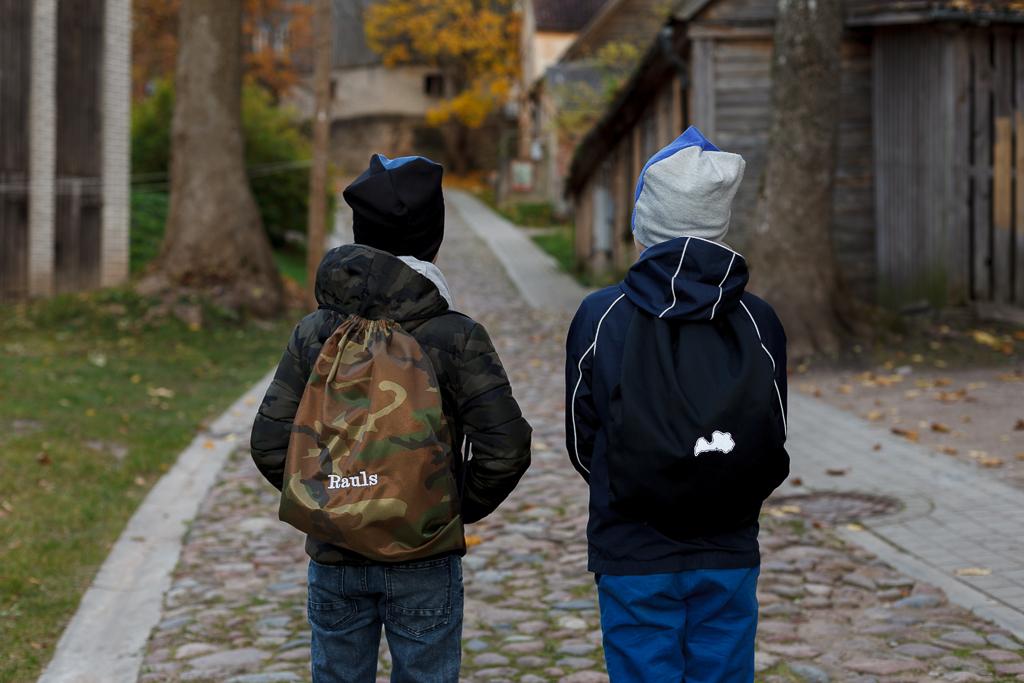 Рюкзаки для взрослых и детей с логотипом