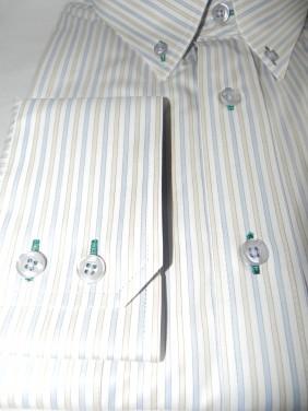 busines dress shirt, buttons down