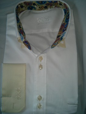 custom made shirt for wedding in online