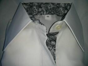 long sleeve white dress shirt