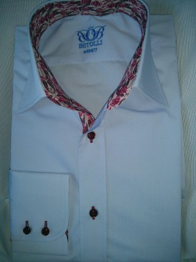 online made-to-measure dress shirts