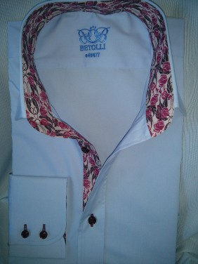 online made-to-measure shirt
