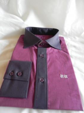 slim fit dress shirts custom made for you