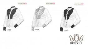 white shirt for women, online tailored dress shirt BETOLLI 269_270_271_S