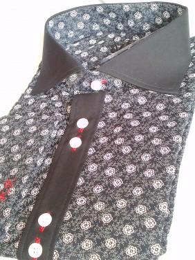 iriesu-krekls-betolli-melns-ar baltu-mode-betolli