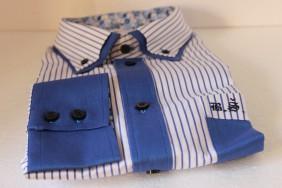stripains-krekls-ar-zilu-viriesu-krekls-izmeri-pec-jusu-izmeriem-individuali-BETOLLI
