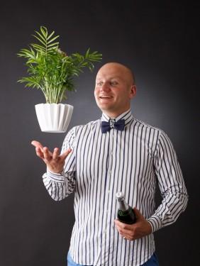 Vīriešu piepāgojamais tauriņš, ideāli der gan svētkiem, gan ikdienai