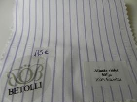 krekla audums-atlanta violet-betolli