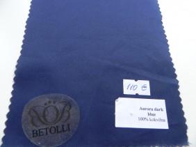 krekla audums-aurora dark blue-betolli