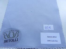 krekla audums-aurora silver-betolli